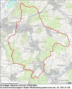 Umweltzone Karlsruhe Karte.Umwelt Plakette Pfinztal