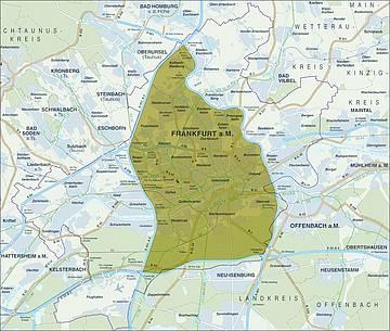 Umweltzone München Karte.Umwelt Plakette Frankfurt Am Main